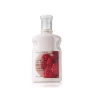Bath & Body Works Signature Collection Classics- Sun-Ripened Raspberry Body Lotion