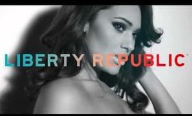 Liberty Republic - The Makeup Show NYC 2013!