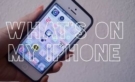 ♡ What's on my Iphone?! ♡