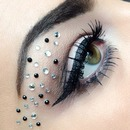 Blinged out smoky