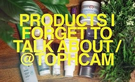 Products I Forget to Talk About | TophCam