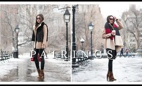 Pairings - 3 Ways to Style a Peacoat