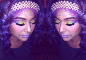 Follow me on Instagram for more pictures! @makeupbyriz