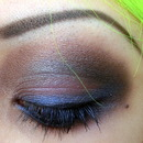 Look Using Urban Decay