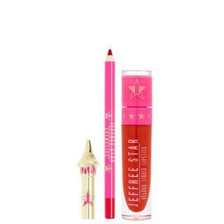 Velour Lip Kit Redrum