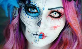 Halloween Contact Lenses: Colored Contacts Look Cool and Could Be Dangerous—Here's Why