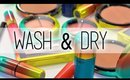 MAC Wash & Dry Collection REVIEW