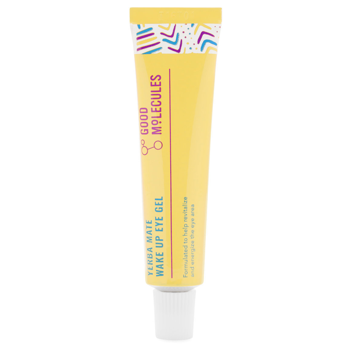 Good Molecules Yerba Mate Wake Up Eye Gel alternative view 1 - product swatch.