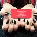 Spiked Rockstar nails