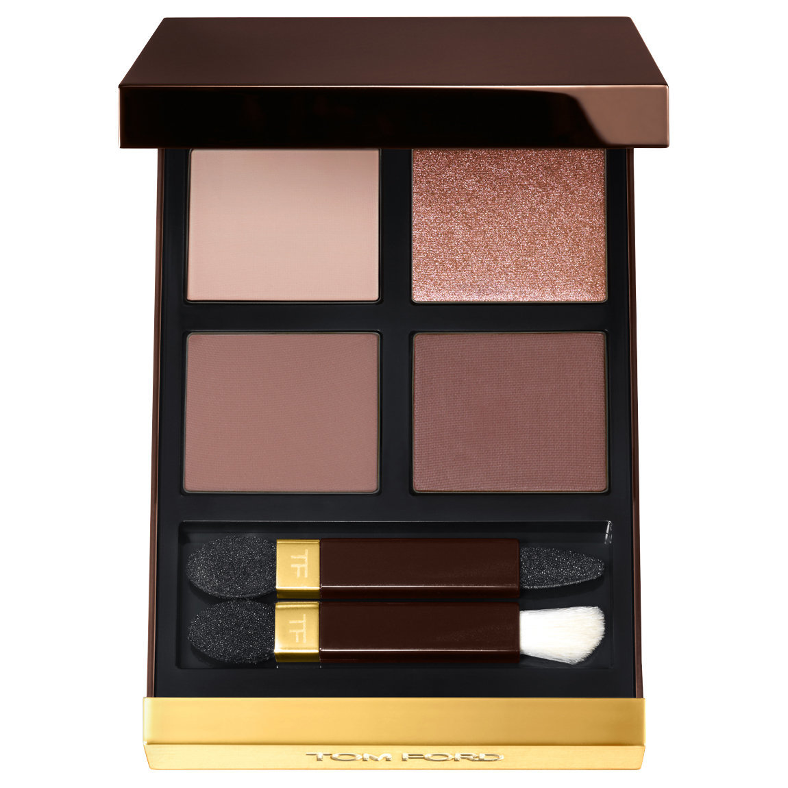 TOM FORD Eye Color Quad Sous Le Sable product swatch.