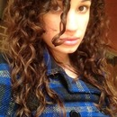 curly girl for life 💗