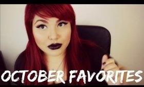 October Favorites & update | MRamosMUA