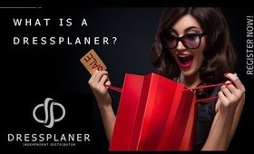 What is A Dressplaner? | Quick Presentation in English ♥