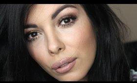 Kylie Jenner Makeup Tutorial + Fuller Lips