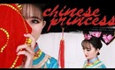 No Sew Princess Of China Head Piece