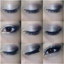 Quick and easy smokey eye