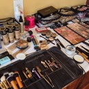 The only mess I like! My makeup kit!