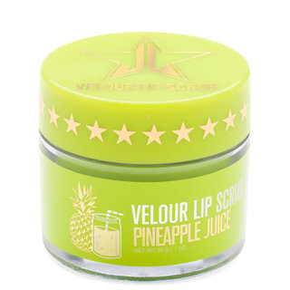 Velour Lip Scrub Pineapple Juice