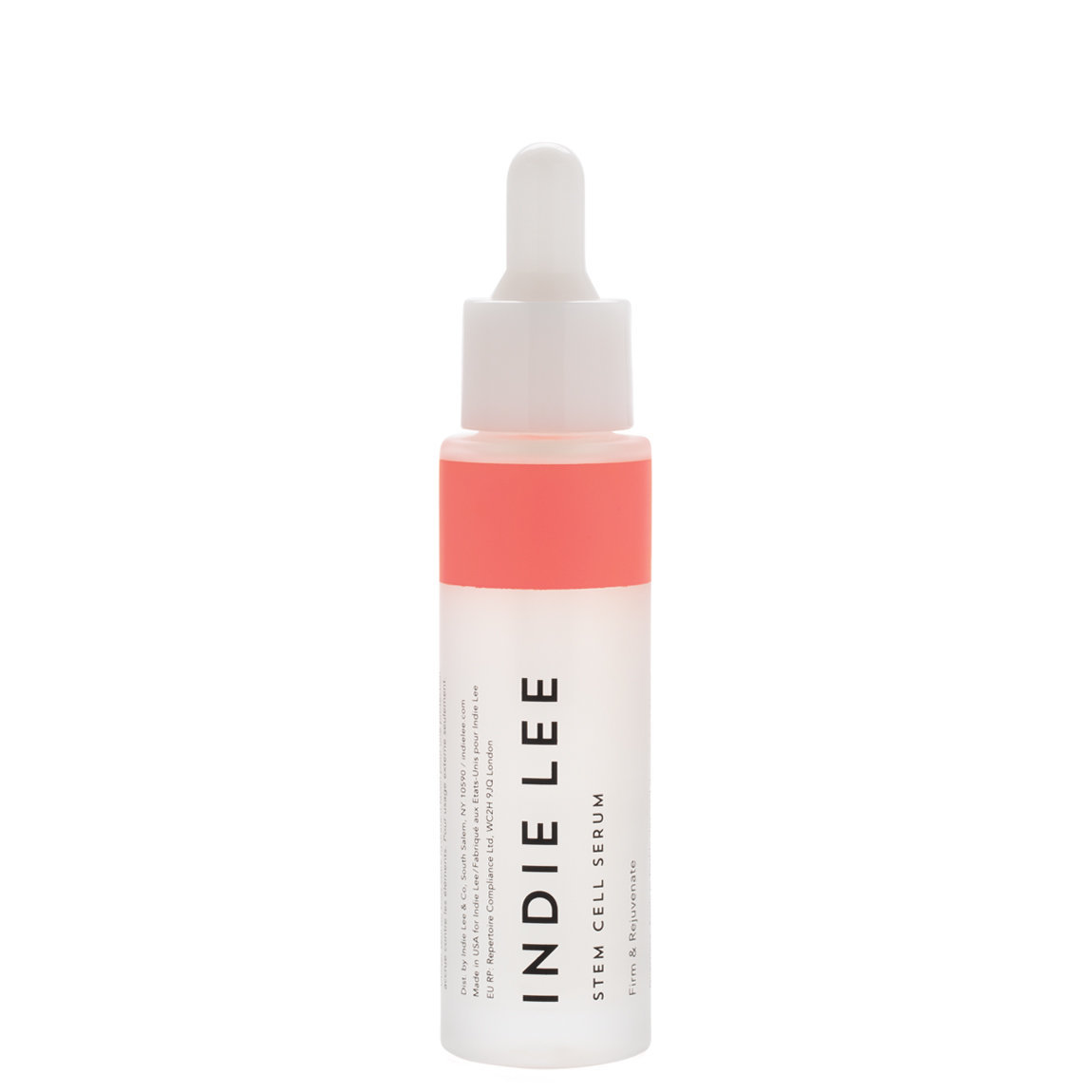 Indie Lee Stem Cell Serum 30 ml product swatch.