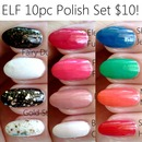 ELF Special Edition 10-Piece Nail Polish Set