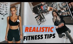 Realistic Fitness & Diet Tips To Get You Back in Shape & Lululemon Haul