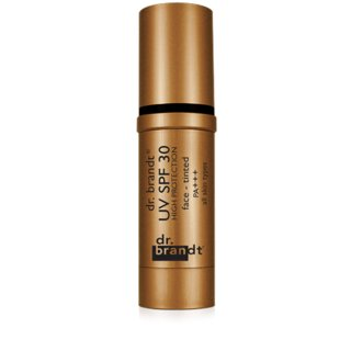 Dr. Brandt Skincare UV SPF 30 High Protection Face- Tinted