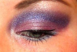 Purple and Pink Sparkly Goodness