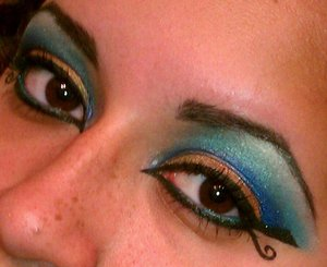 Egyptian Inspired :)
