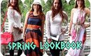 Spring Lookbook ft. DressLink.com