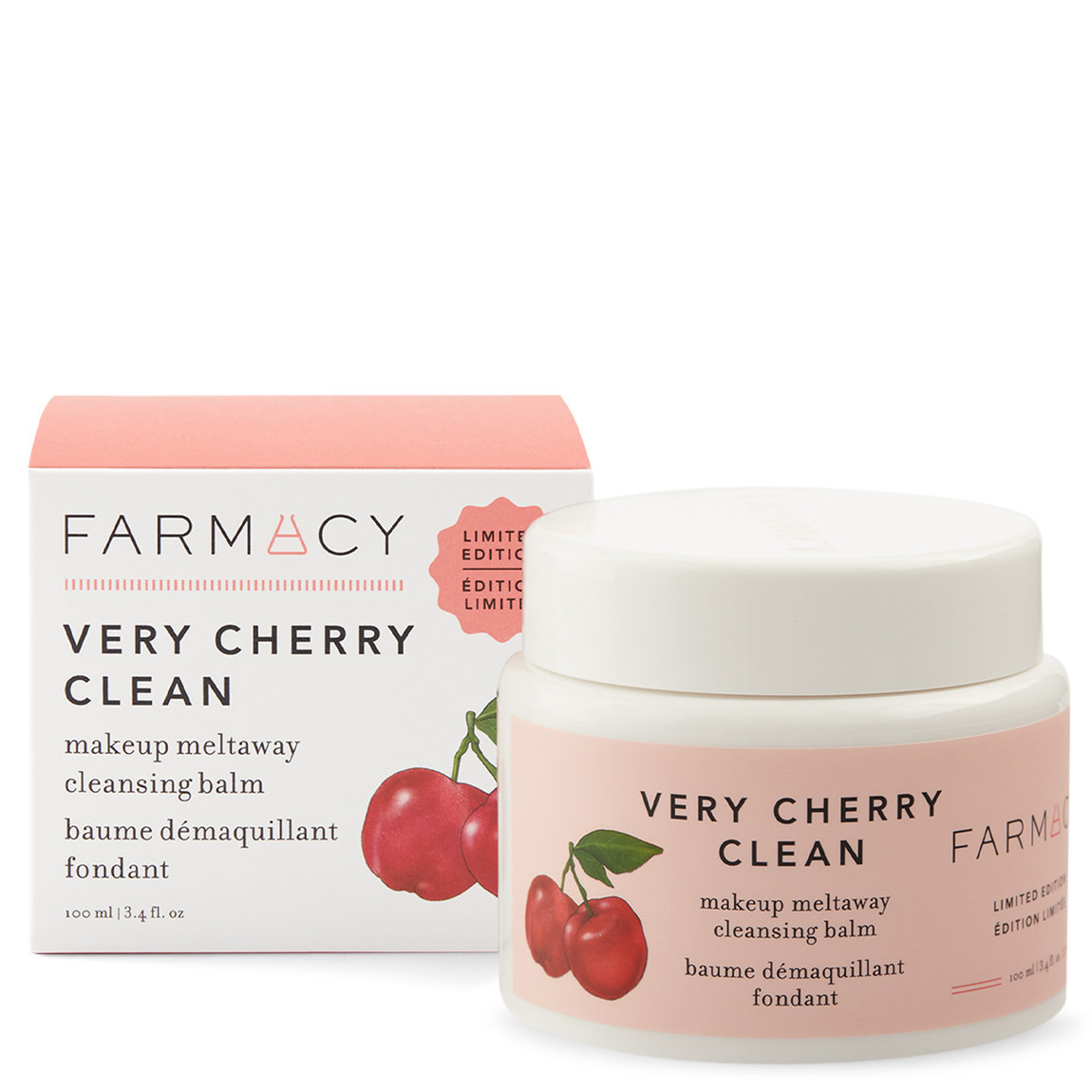 Farmacy Very Cherry Clean alternative view 1 - product swatch.