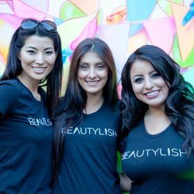 Beautylish at IMATS LA 2012