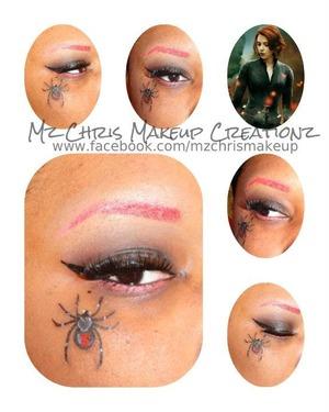 Shany Cosmetics 40 pc mineral set- 08,09,40   Wolfe FX essentials Palette Nyx Jumbo pencil- Bean