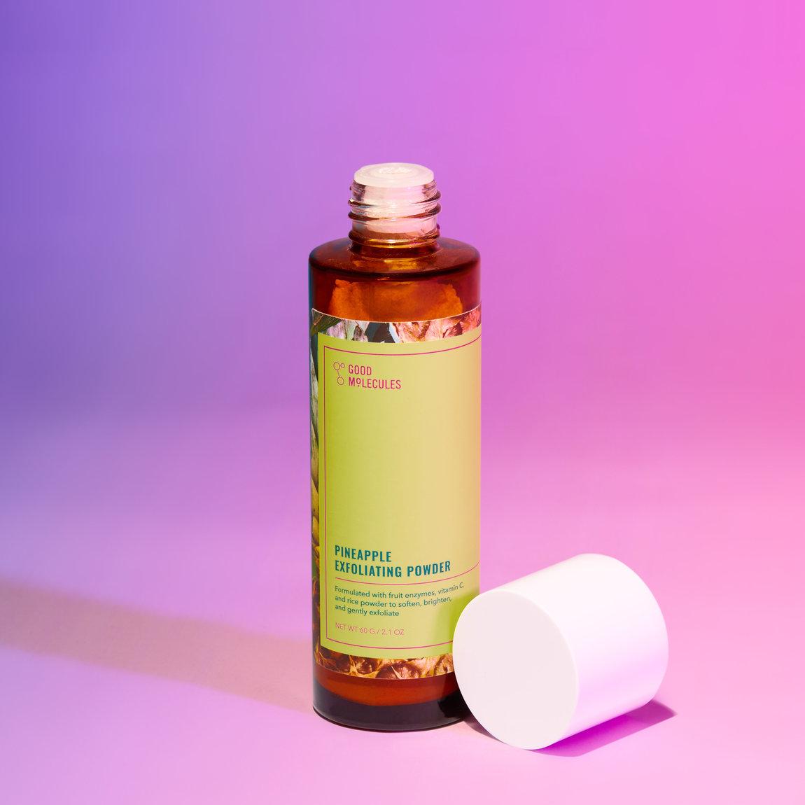 Good Molecules Pineapple Exfoliating Powder Single
