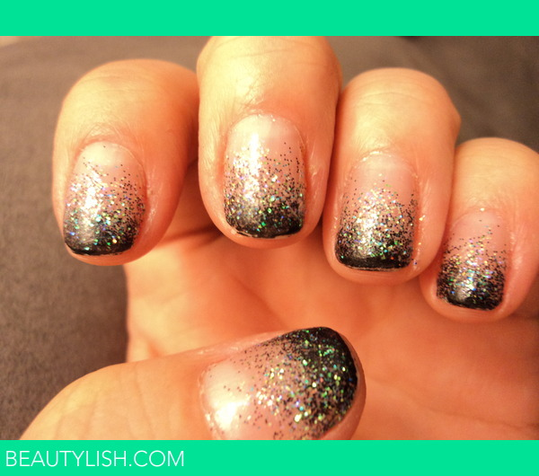Glitter Fade | Kayti J.\'s Photo | Beautylish