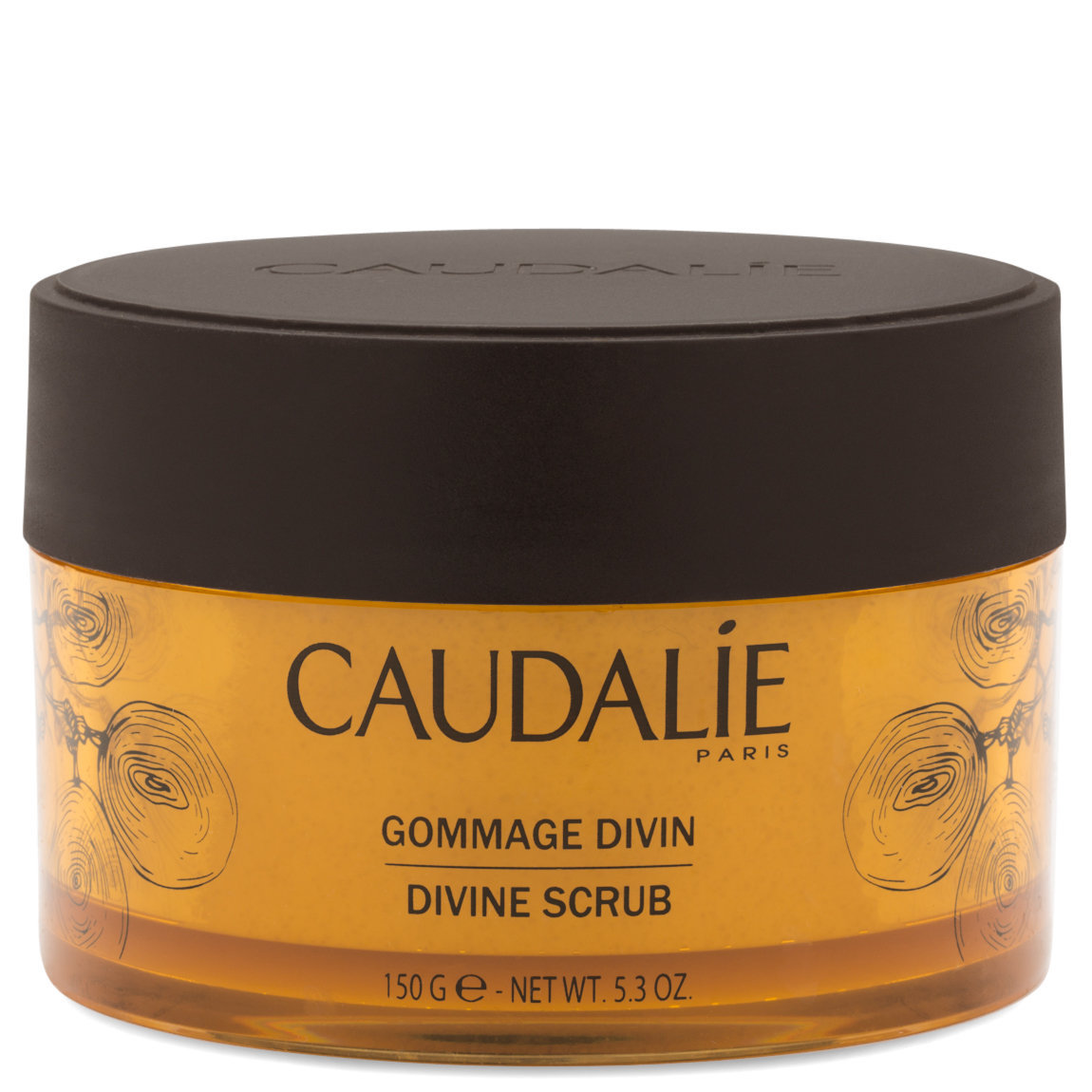 Caudalie Divine Scrub product swatch.