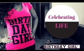 Celebrating Life with the Birthday Girl Tee