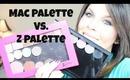 Z Palette vs. MAC Palette (Plus a Stila Giveaway!)