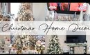Pale Rustic Glam ❄ Christmas Home Decor Tour 2017   House to Home 🏡 Ep 14