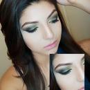 Green Smokey Golden Eye