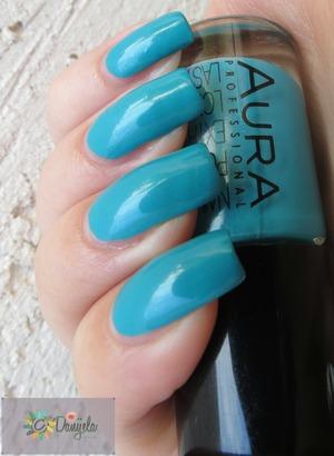 Aura Professional #34 Who Needs A Prince? (serbian brand) My Blog: http://bydanijela.blogspot.com/