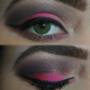 High off Love Vday look