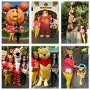 Halloween 2012 @ Disneyland & California Adventures <3