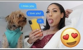 Annoying My Crush For 24 HOURS!