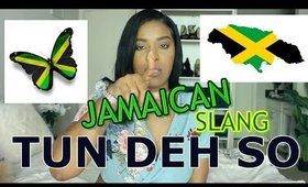 LEARN HOW TO SPEAK JAMAICAN PATOIS | CHAT PATOIS  LEARN JAMAICAN SLANG 2020