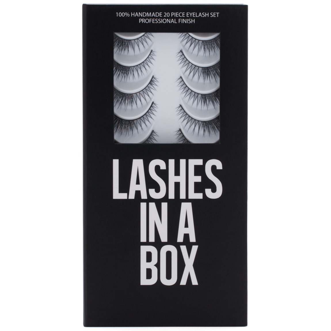 LASHES IN A BOX N°11 product swatch.