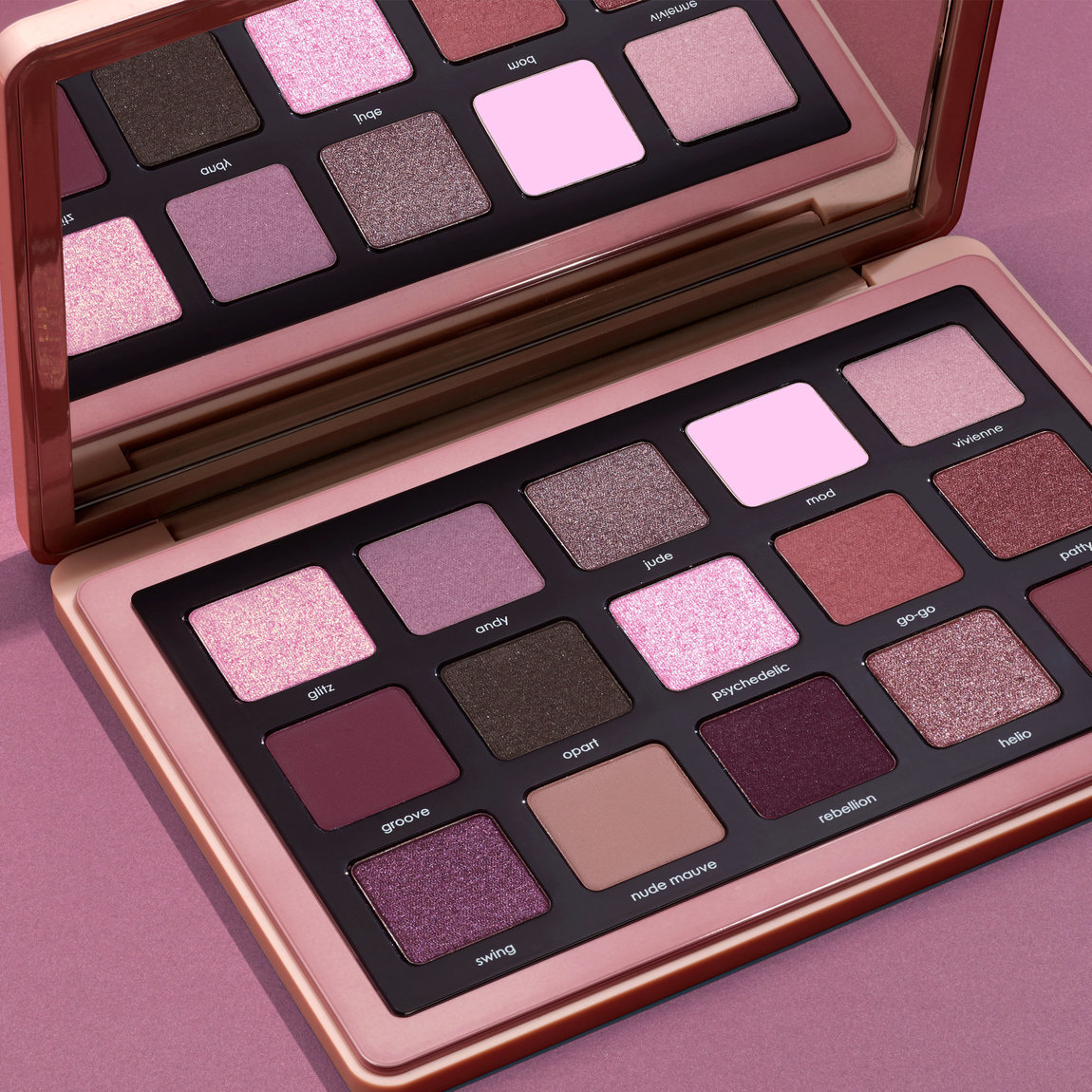 Alternate product image for Retro Palette shown with the description.