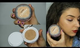 L'Oreal True Match Lumi Cushion Foundation First Impressions Review ♥