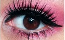 Bright Pink Valentine's Day Tutorial ♥ Featuring the Vice Palette