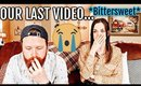 Saying Goodbye to Our YouTube Channel....
