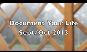 Document Your Life - September/October 2013!